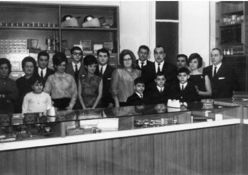 Industrial Martí de relojería, una empresa de las de antes - 1966